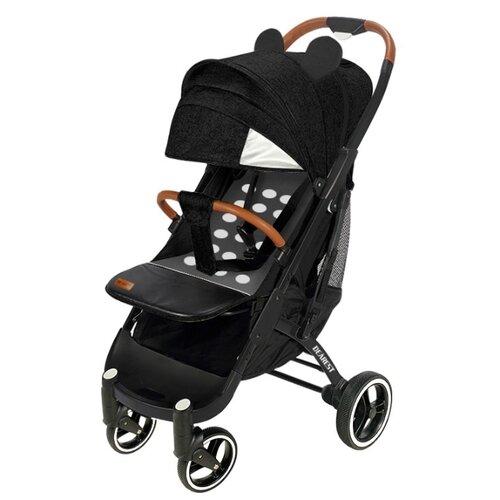 Купить Прогулочная коляска Dearest Pro (Yoya Plus Pro), Микки/черная рама, цвет шасси: черный, Коляски