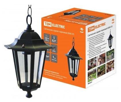 TDM ЕLECTRIC Светильник садово-парковый SQ0330-0005