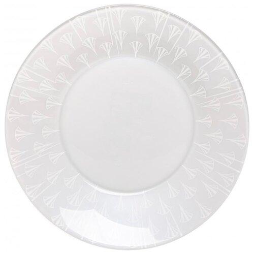Luminarc Тарелка суповая Eclisse 23 см белый тарелка суповая luminarc every day 22 см