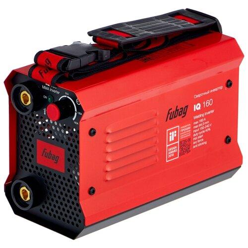 Сварочный аппарат Fubag IQ 160 (MMA) сварочный аппарат fubag ir 160 mma
