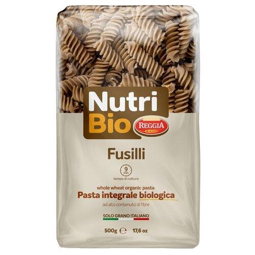 Pasta ReggiA Макароны Nutri Bio Fusilli №48, 500 г