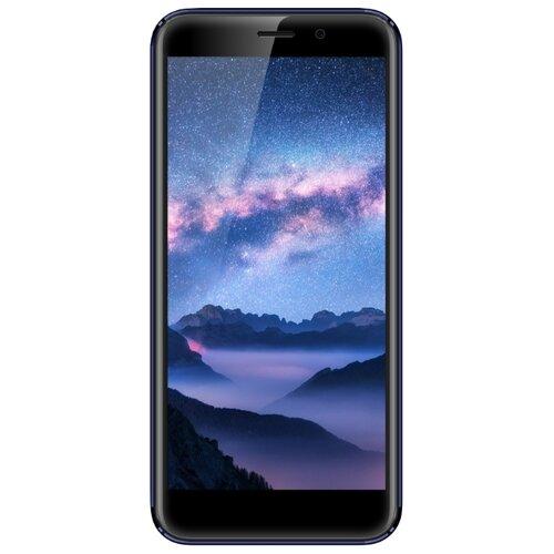 Смартфон Nobby S300 синий (NBP-S3-50-02)