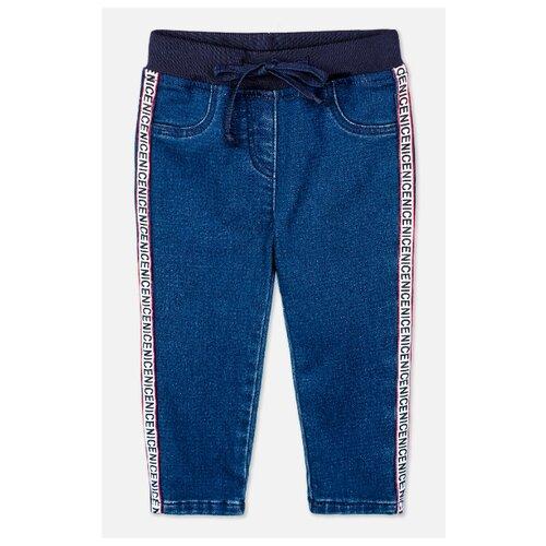 Брюки playToday 397010 размер 74, голубой брюки playtoday брюки