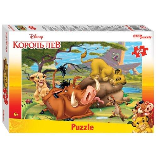 Мозаика puzzle 160 Король Лев (Disney)