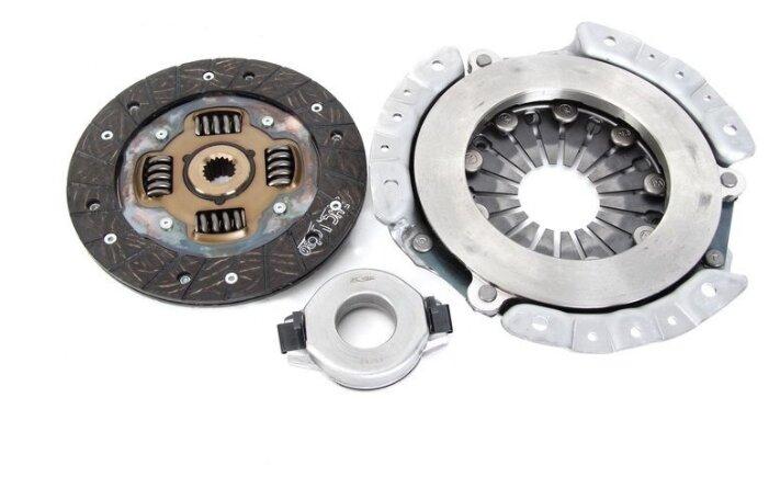 Комплект сцепления Valeo 801 649 для Nissan Micra