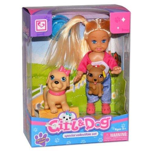 цена на Кукла Tongde и два питомца, K091504