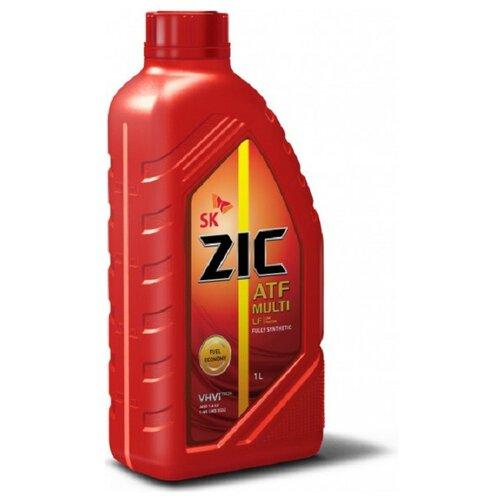Фото - Масло трансмиссионное ZIC ATF MULTI LF 1 1 л коробка передач масло zic atf dexron 6 1 л
