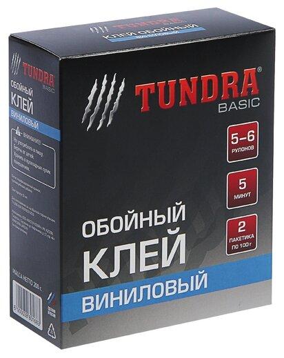 Клей для обоев TUNDRA Basic виниловый
