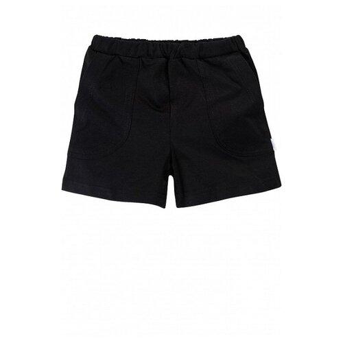 Купить Шорты Веселый Малыш размер 92, черный, Брюки и шорты