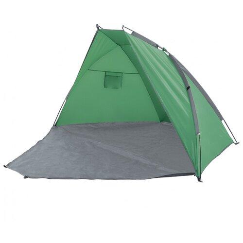 Тент кемпинговый PALISAD 69525, зеленый / серый
