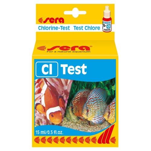 Sera Cl-Test тесты для аквариумной воды, 15 мл