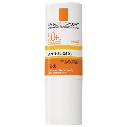 Фото - La Roche-Posay стик Anthelios XL для чувствительных зон, SPF 50, 9 мл la roche posay anthelios солнцезащитный невидимый спрей spf 50 200 мл