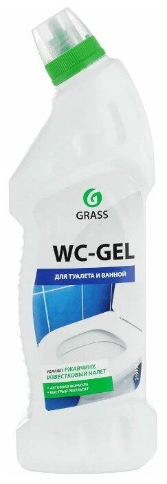 GraSS гель для чистки сантехники WC-gel