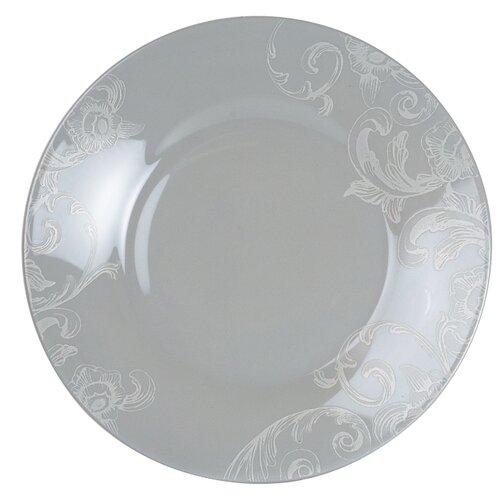 Luminarc Тарелка десертная Doucine 22 см серый тарелка закусочная десертная luminarc nordic epona d 22 см
