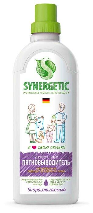 Средство для удаления пятен SYNERGETIC Synergetiс, 1 л