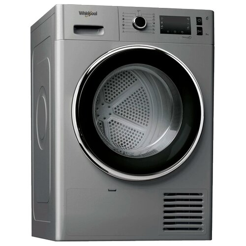 Сушильная машина Whirlpool AWZ 8 HPS серебристый