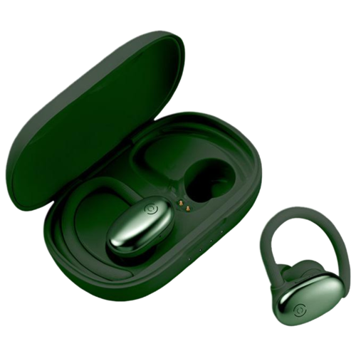 Беспроводные наушники MOMAX Joyfit green аккумулятор momax ipower air белый коробка