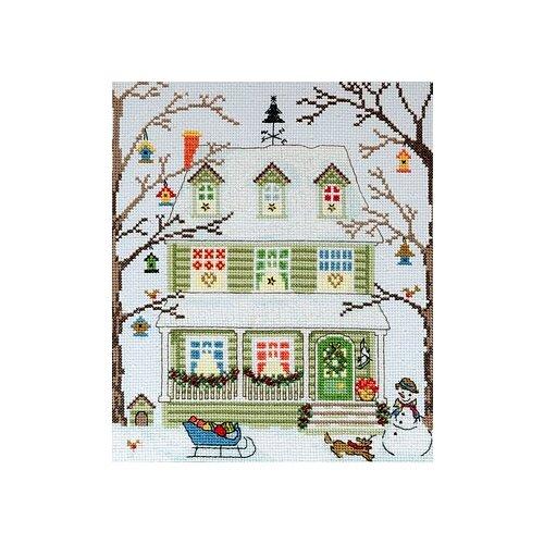 Купить Набор для вышивания Winter (Зима), Bothy Threads, Наборы для вышивания