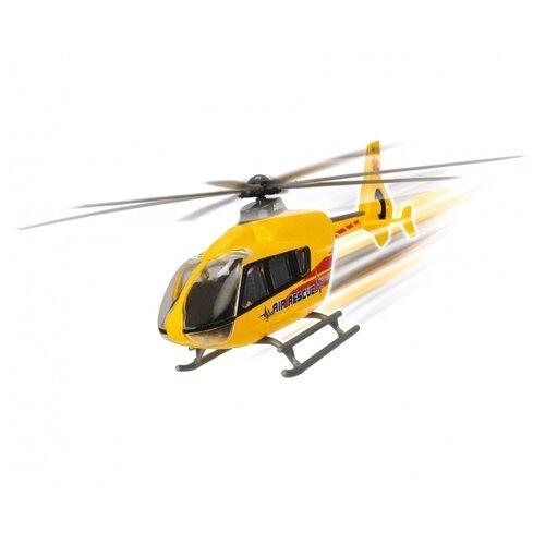 Купить Dickie Toys Вертолет EC 135 die-cast с крутящимися лопастями 21см, 3714006, Машинки и техника