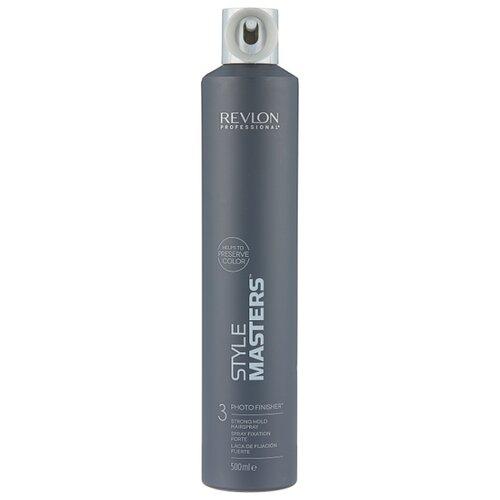 Купить Revlon Professional Лак для волос Style masters Photo finisher, сильная фиксация, 500 мл