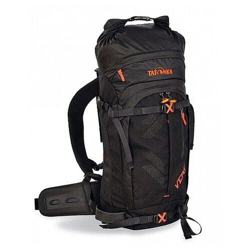 рюкзак женский tatonka magpie для учебы и работы цвет темно серый 17 л Рюкзак Tatonka VERT EXP цвет черный