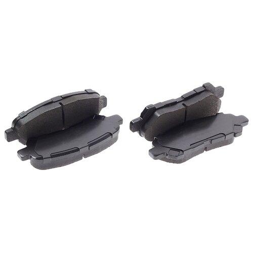 Фото - Дисковые тормозные колодки задние SANGSIN BRAKE SP2136 для Toyota Highlander (4 шт.) дисковые тормозные колодки задние nibk pn1519 для toyota corolla toyota auris 4 шт