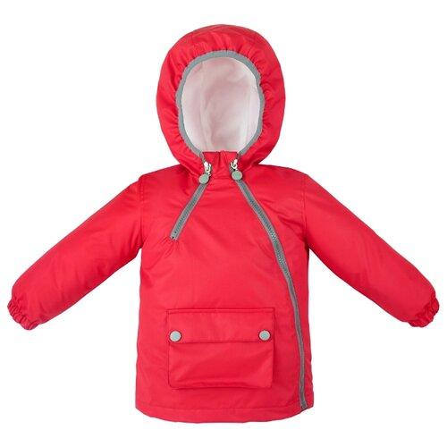 Куртка Reike размер 86, красный сандалии reike размер 25 белый
