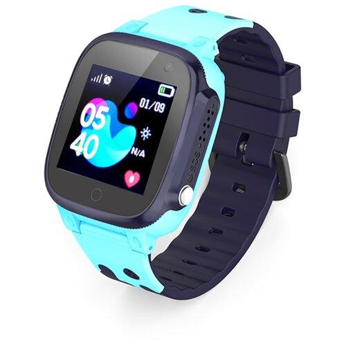Детские умные часы Prolike PLSW15BL, голубые