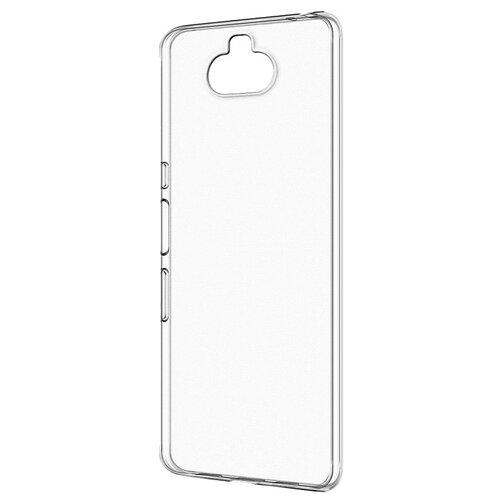 Купить Чехол LuxCase TPU для Sony Xperia 10 (прозрачный) бесцветный
