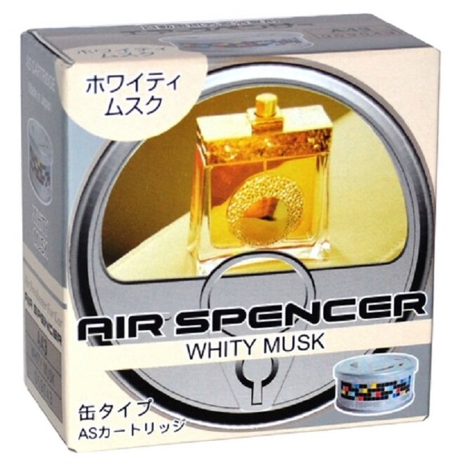 Ароматизатор Air Spencer | Аромат Whity Musk - Белый мускус A-43