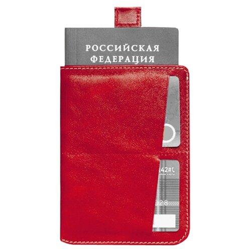 Документница Zavtra zav03, красный