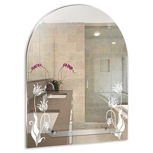 Зеркало Mixline Букет 525459 49.5x67 см без рамы