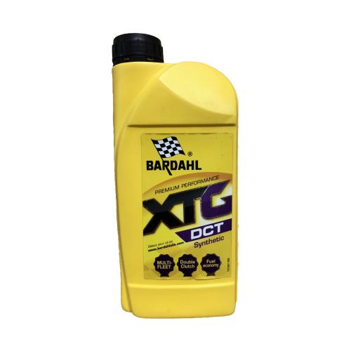 Трансмиссионное масло Bardahl XTG DCT 1 л