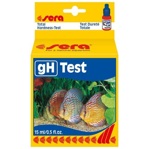 Sera gH-Test тесты для аквариумной воды, 15 мл
