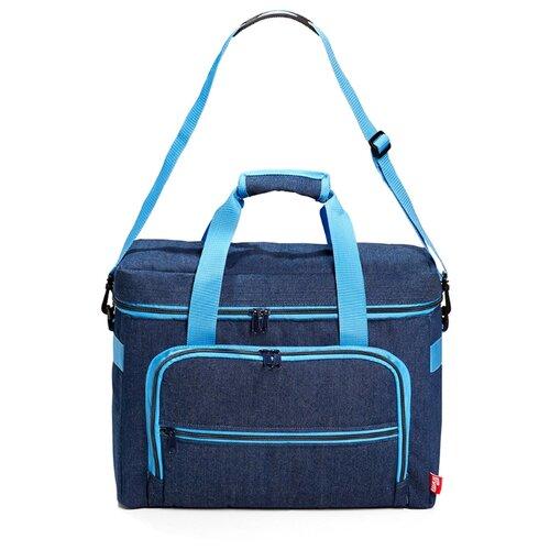 Чехол Prym для швейной машины (сумка), 612634 индиго стол для швейной машины и оверлока комфорт 1qlw