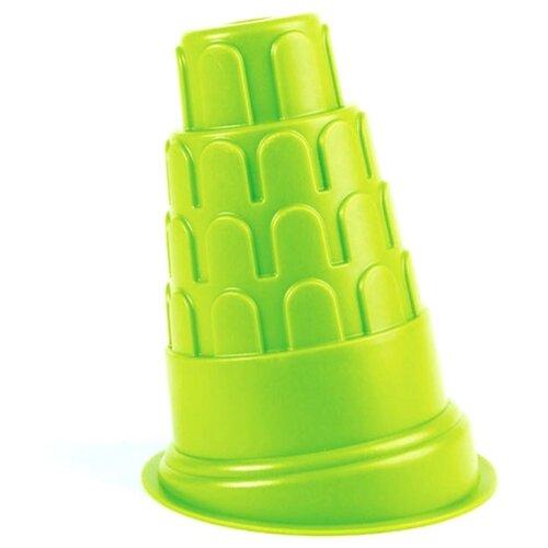 Формочка Hape Пизанская башня E4083 зеленый