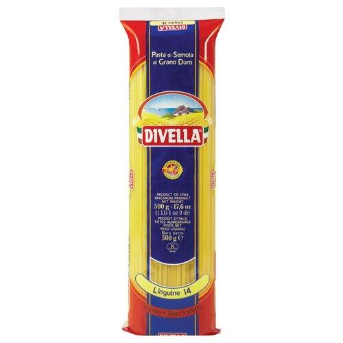 deluca макароны linguine с Divella Макароны Linguine 14, 500 г