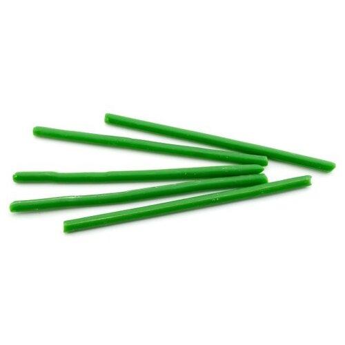 Свеча Magic-Kniga Часовая (восковая), зеленый