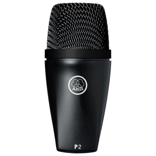 Микрофон AKG P2 черный