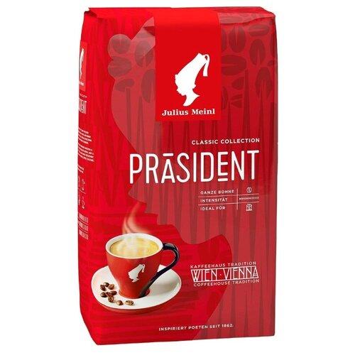 Кофе в зернах Julius Meinl Президент, арабика/робуста, 1000 г meinl caj7nt bk bag