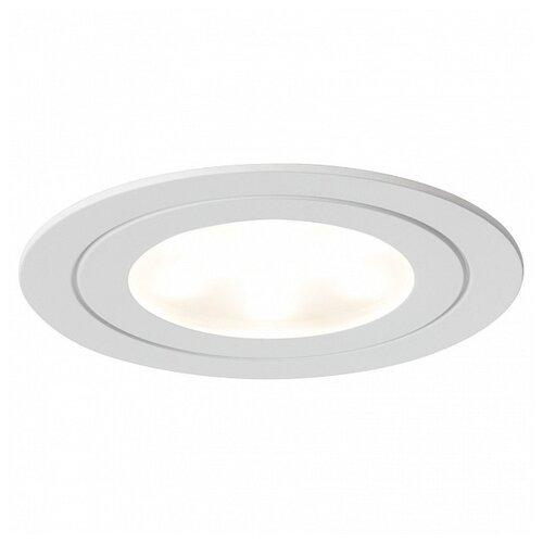 Встраиваемый светильник Paulmann Padled 93569 3 шт встраиваемый светильник paulmann 92614