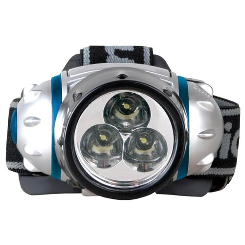 цена на Налобный фонарь Camelion LED5321-3Mx серебристый