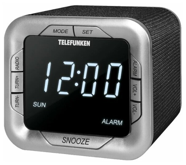 Радиобудильник TELEFUNKEN TF 1505