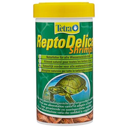 Сухой корм Tetra ReptoDelica Shrimps для рептилий 250 мл 20 г