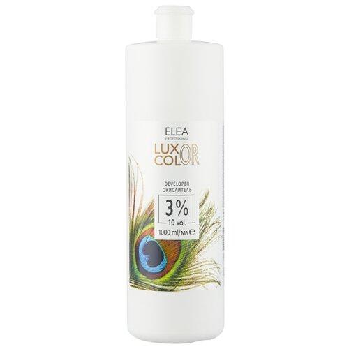Elea Professional Luxor Color окислитель 3%, 1000 мл недорого