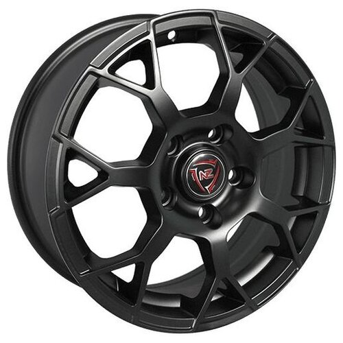 Фото - Колесный диск NZ Wheels F-25 6x15/4x100 D60.1 ET50 MB колесный диск nz wheels f 50 6x15 4x100 d60 1 et50 w b
