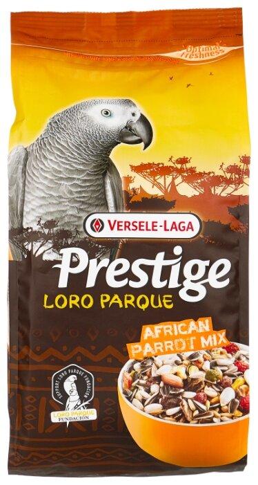Versele-Laga корм Prestige PREMIUM Loro Parque African Parrot Mix для крупных попугаев