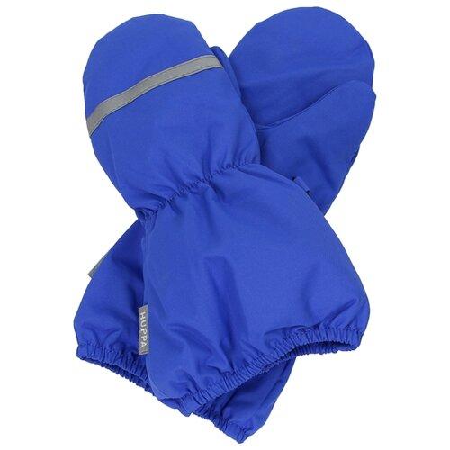 Варежки Huppa размер 3, blue варежки детские huppa liina цвет синий 8104base 60035 размер 5