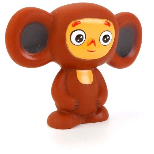 Купить Игрушка для ванной Играем вместе Чебурашка (LXST01R) коричневый, Игрушки для ванной