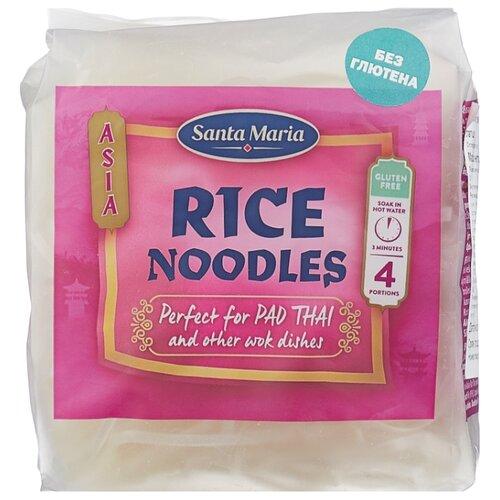 перец душистый santa maria 11 г Вермишель Santa Maria Rice Noodles рисовая 180 г